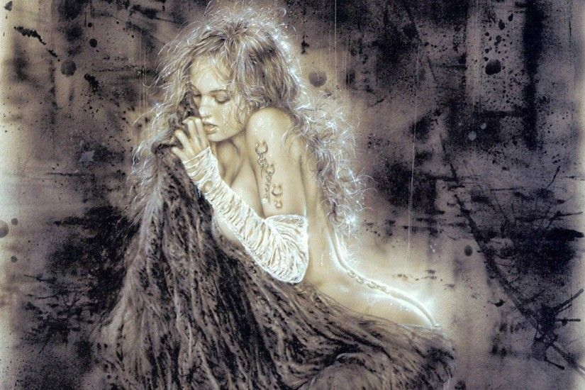 Luis Royo images Fantasy Woman HD wallpaper and background photos