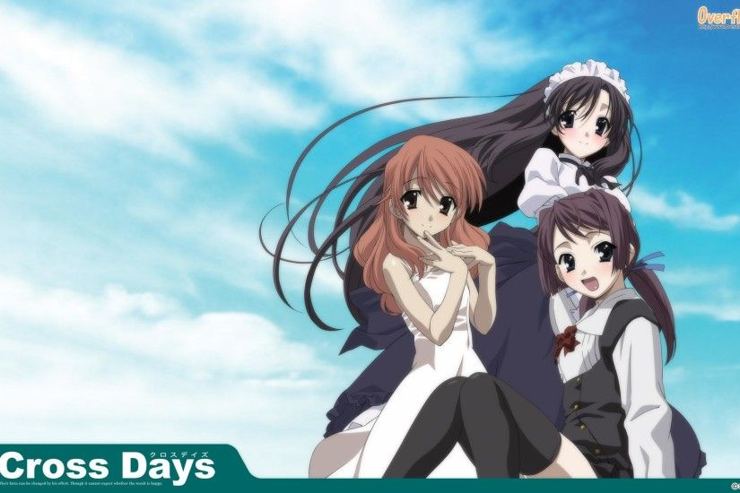 School Days wallpapers HD