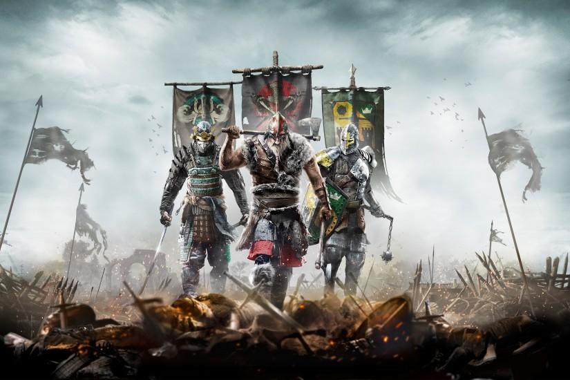 For Honor 2016 Game Wallpapers | HD Wallpapers