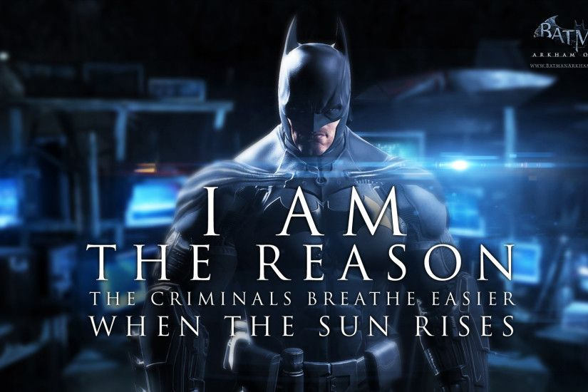 Video Game - Batman: Arkham Origins Batman Wallpaper