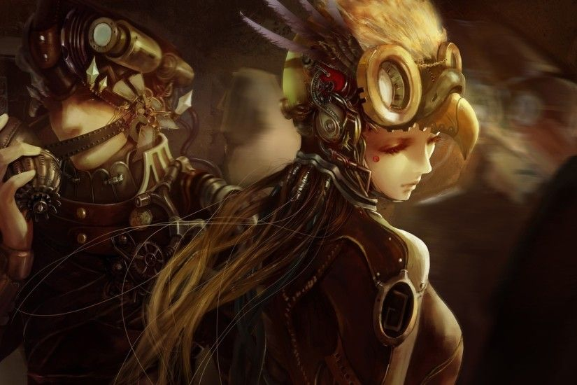 Fonds d?cran Steampunk : tous les wallpapers Steampunk