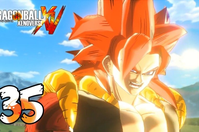 Dragon Ball Xenoverse #35 - SSJ4 GOGETA | Let's Play Dragon Ball Xenoverse  [PC]