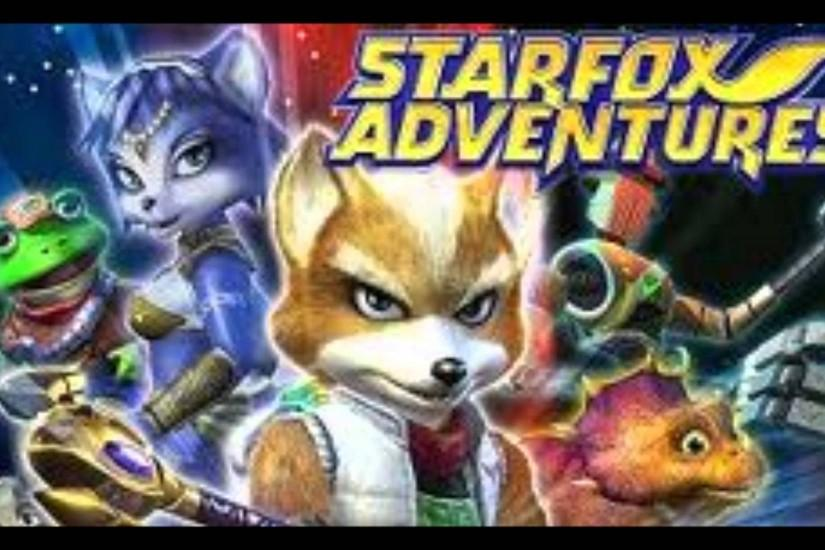 Star Fox Adventures - Pause screen Theme Speed up remix