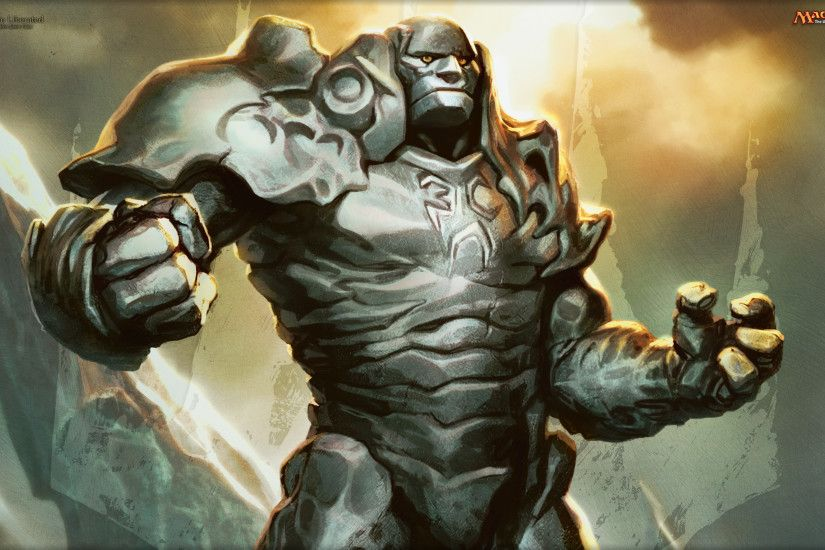 Wallpaper Of The Week Karn Liberated Daily Mtg Magic The