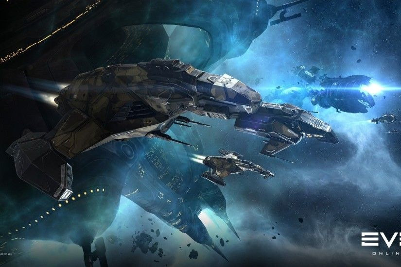 EVE Online, PC gaming, Science fiction