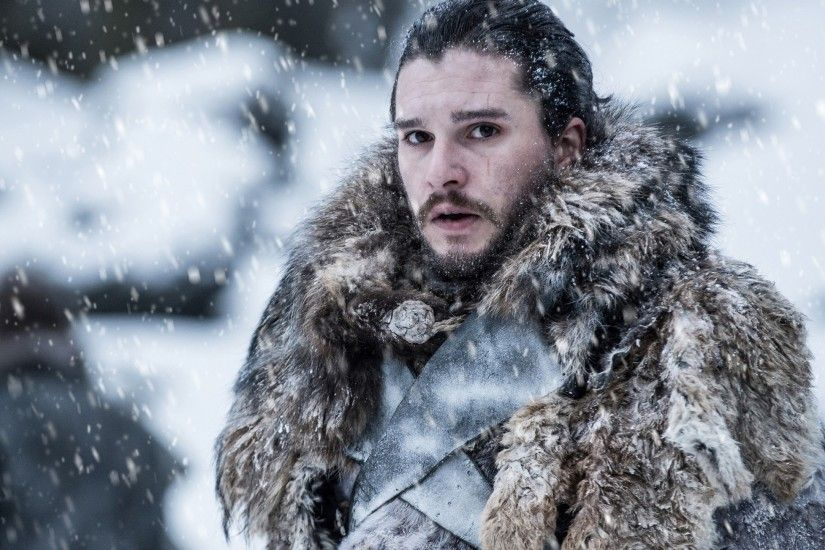 Game Of Thrones Season 7, Tv Series, Jon Snow