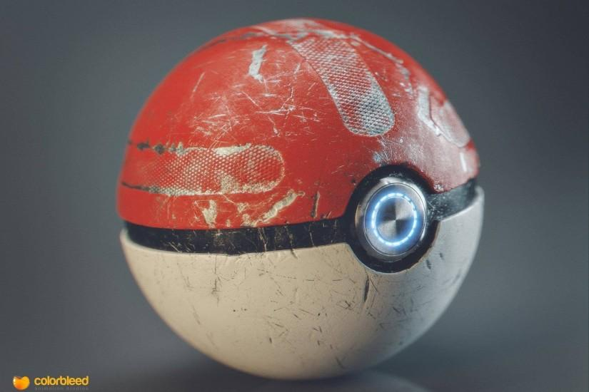 Pokmon Pokeball Simple Background Wallpaper
