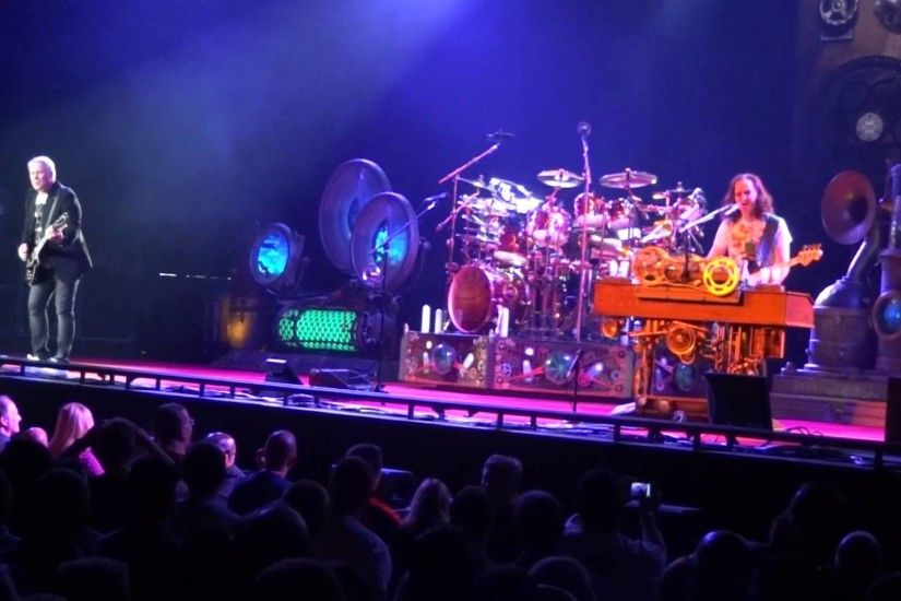 Rush - Middletown Dreams Live 9-9-12 in DC Jiffy Lube Live Pavilion -  YouTube
