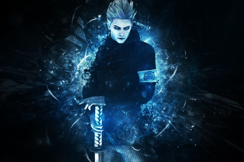 Wallpaper Devil may cry 4, Devil may cry, Vergil hollowed
