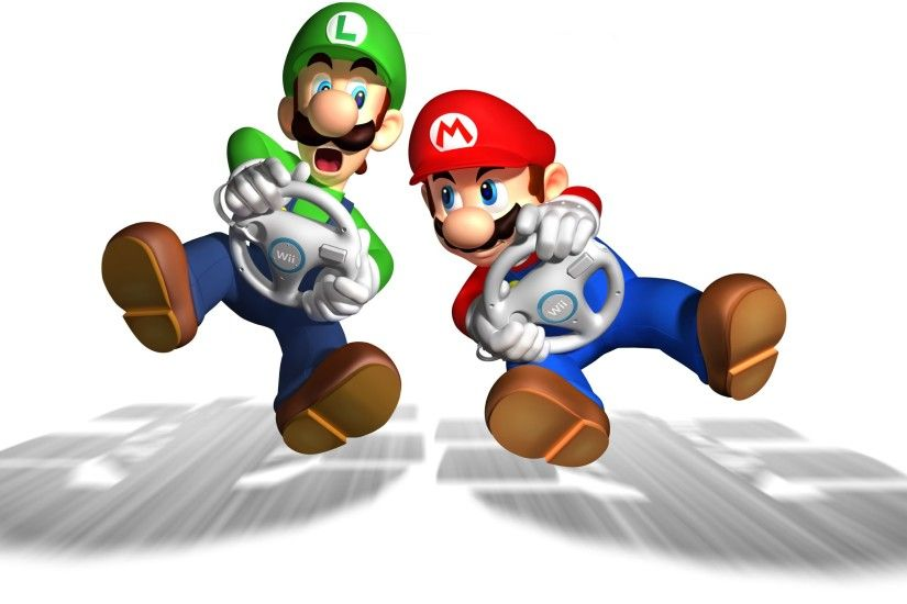 free screensaver wallpapers for mario kart wii