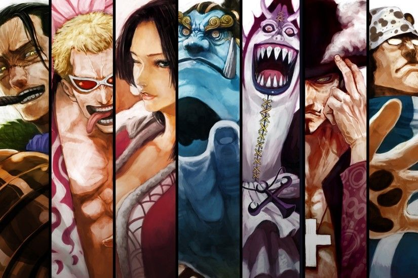 One Piece Characters wallpaper - HD Wallpapers, Ultra HD Wallpapers
