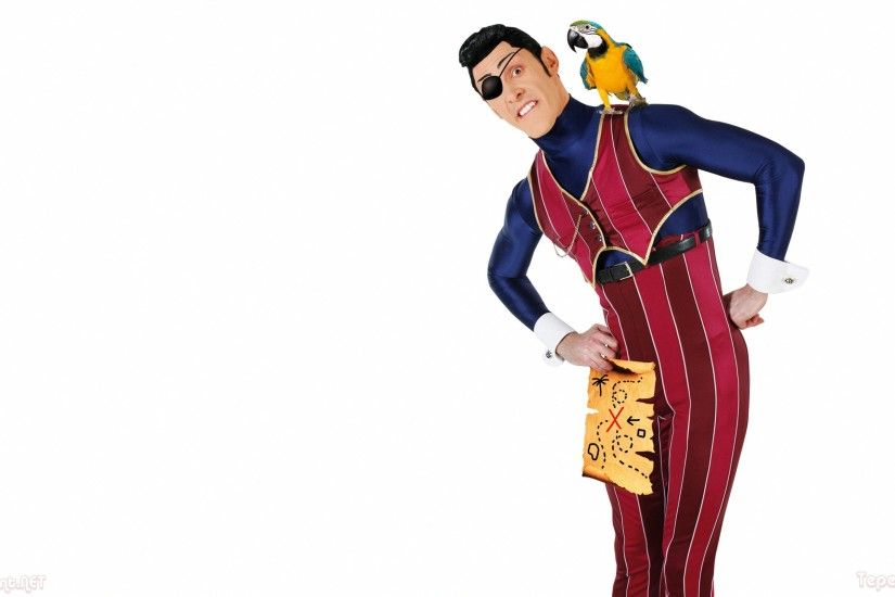 Lazy Town Robbie Rotten 748855