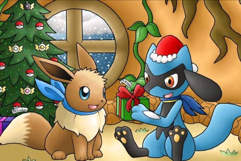 Pokemon Mystery Dungeon: Jingle Bells (Its Christmas in Treasure Town) -  YouTube