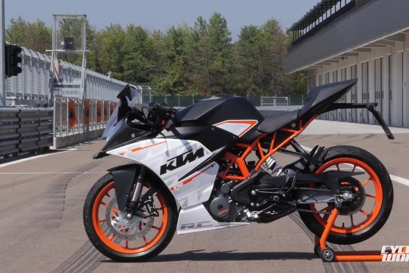 2015 KTM RC 390- First Ride Sportbike Motorcycle Review- Photos | Cycle  World