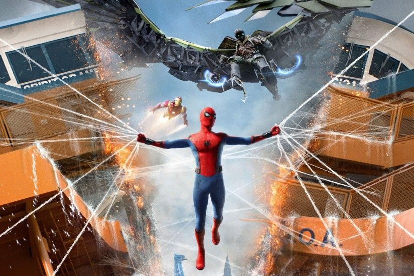 Other wallpapers for Spider-Man: Homecoming