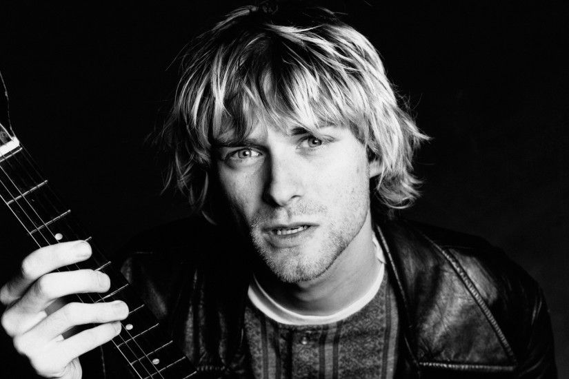 ... Fantastic Kurt Cobain Wallpaper 40924 ...