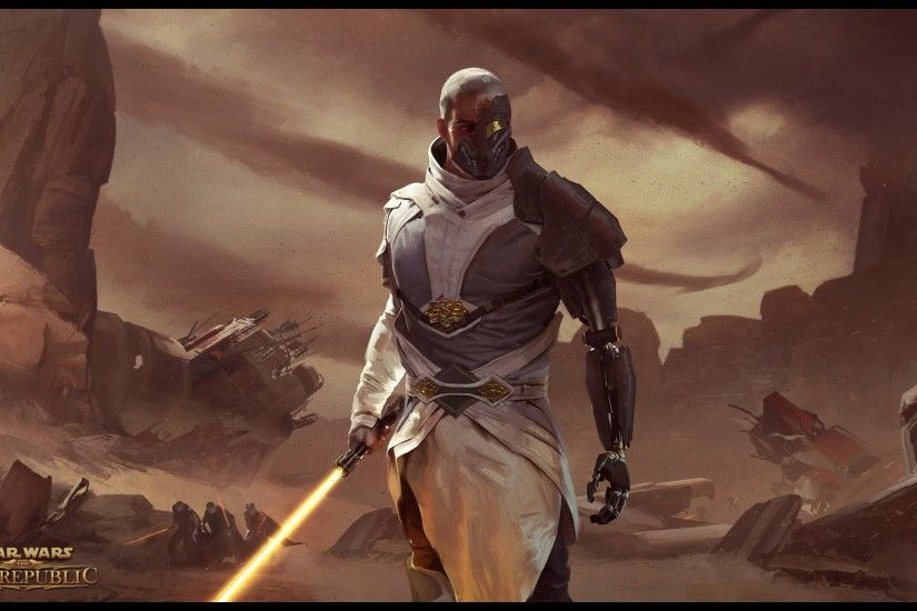 ... SW:TOR Knights of the Fallen Empire - Arcann by demonui