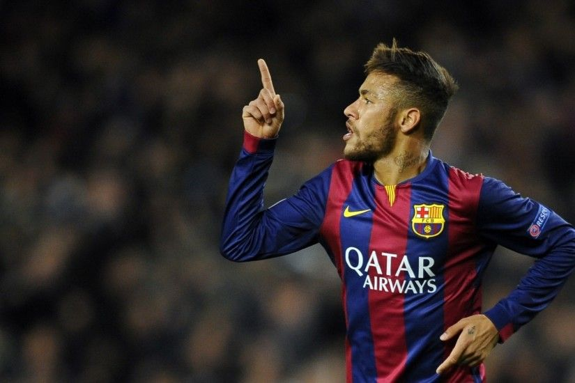 Preview wallpaper neymar, barcelona, football 1920x1080