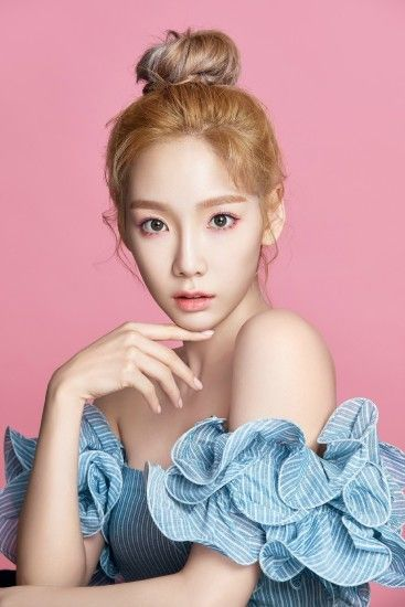 Taeyeon for banila co 2017