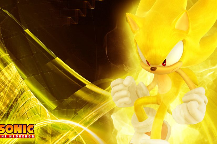 Super Sonic Awesome Wallpapers