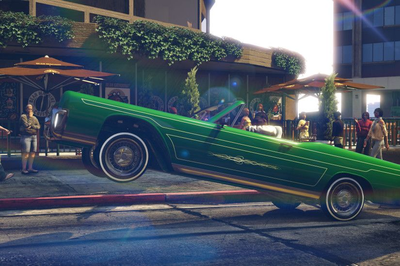 Lowriders update coming to GTA Online on October 20th with new cars and  customization - AR12Gaming