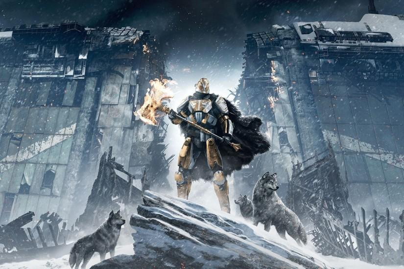 ... Destiny Rise Of Iron Wallpapers ...