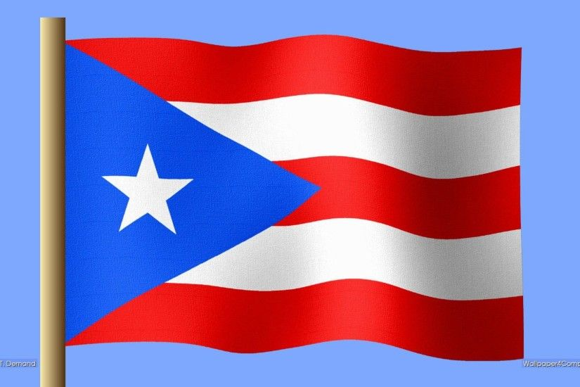 puerto rico flag wallpaper