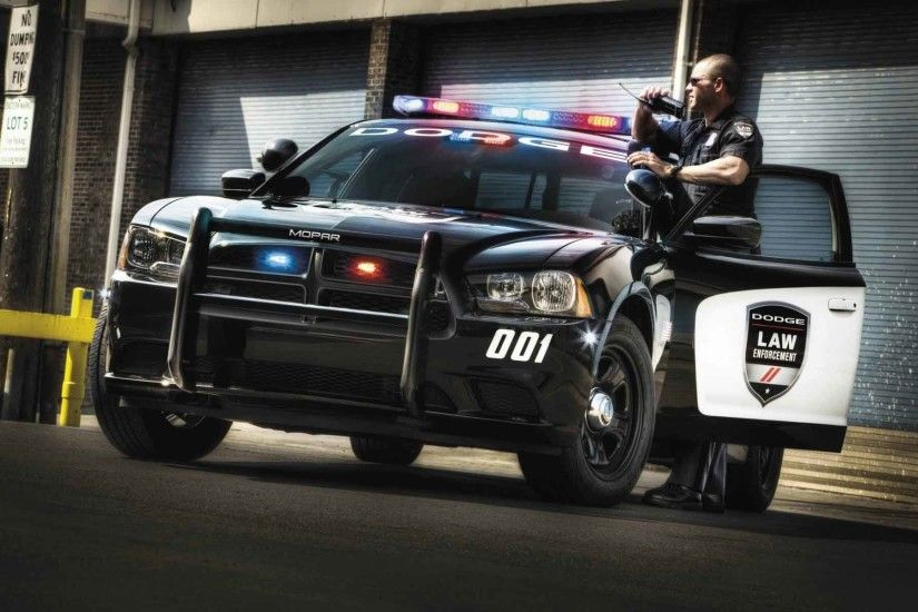 Police Car Wallpaper · HD Wallpapers