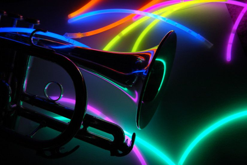 music wallpaper cool neon
