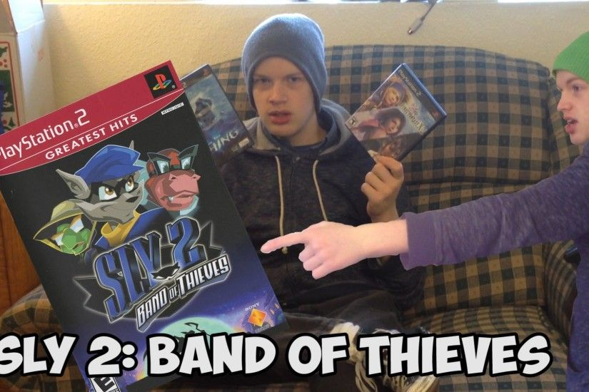 Sly 2: Band of Thieves (PS2) - TGC