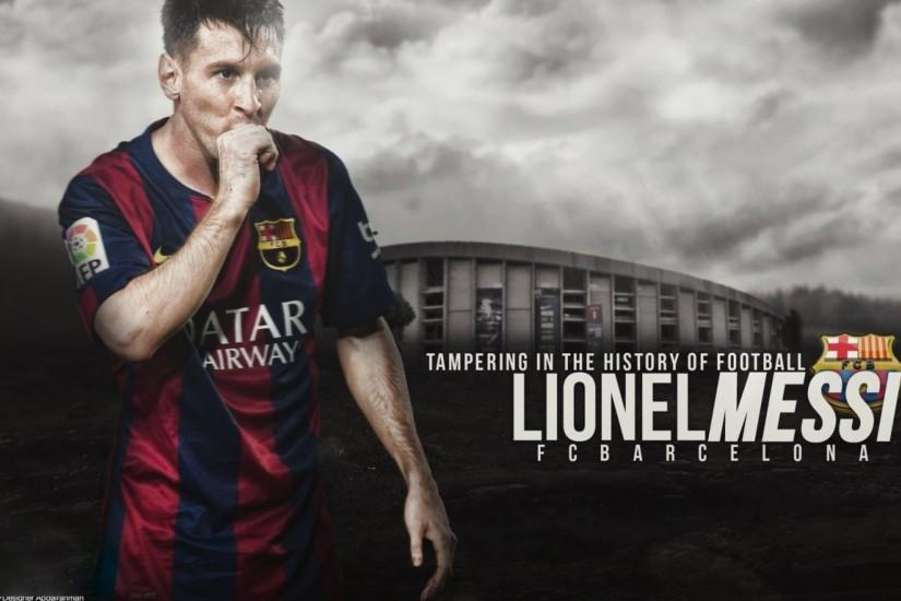 Leo Messi 2015 FC Barcelona Wallpaper free desktop backgrounds and .
