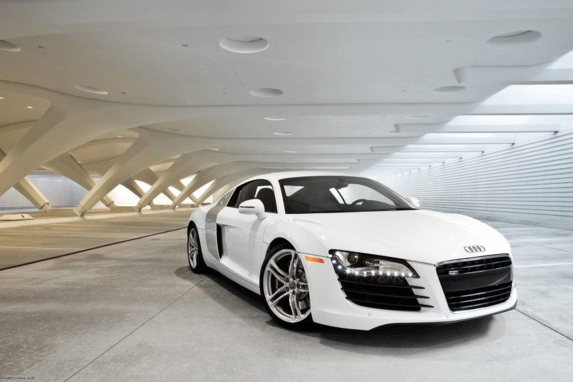 White Audi R8 Android Wallpaper HD | Android Wallpapers | Pinterest | Audi  R8, Audi and Android