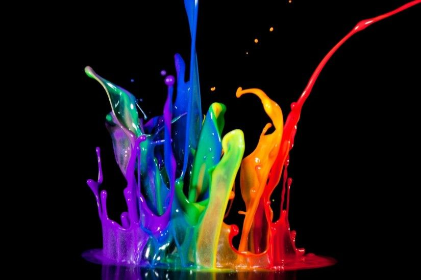 Paint Splashes #2196033