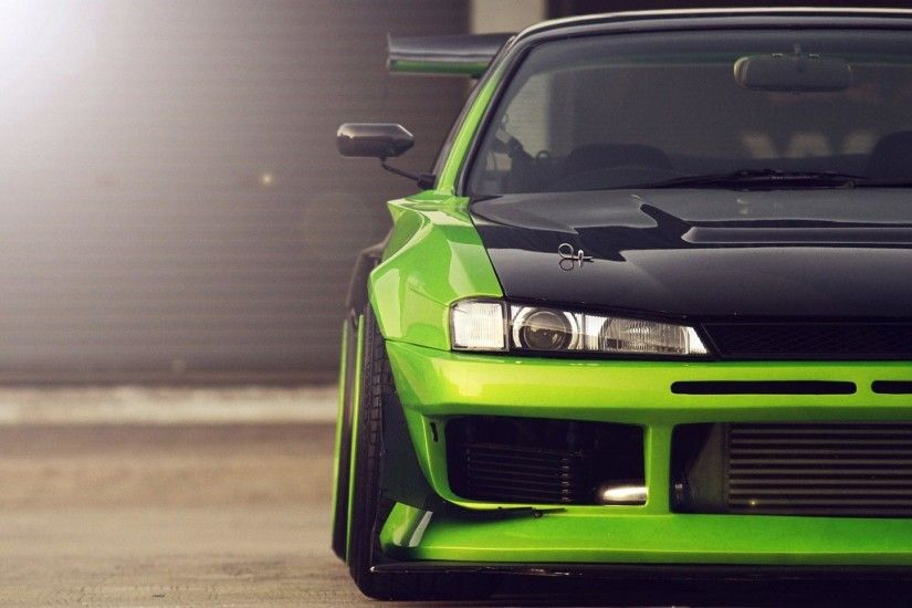 Nissan-Silvia-S14-wallpaper-1080p - Best .