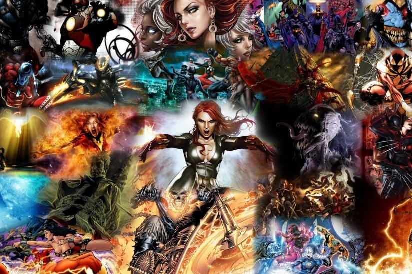 Comic Book Wallpaper Comic Book Wallpapers