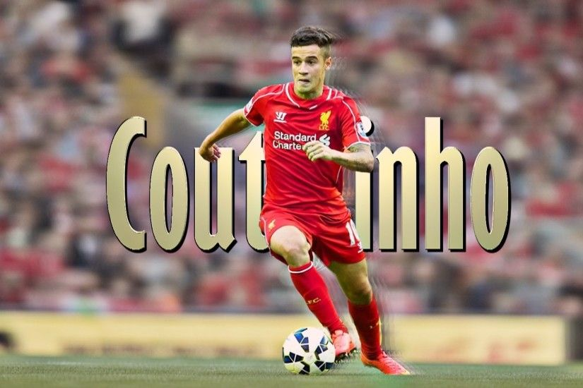 Liverpool Philippe Coutinho. Wallpaper ...