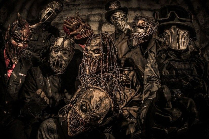 Mushroomhead | Music fanart | fanart.tv