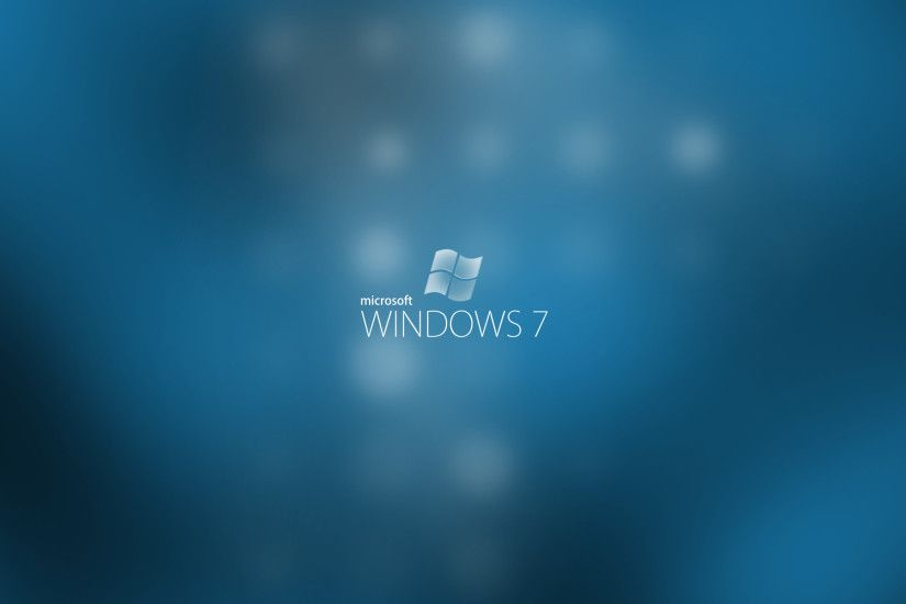 Windows 7 Wallpaper 10 - 1920 X 1200