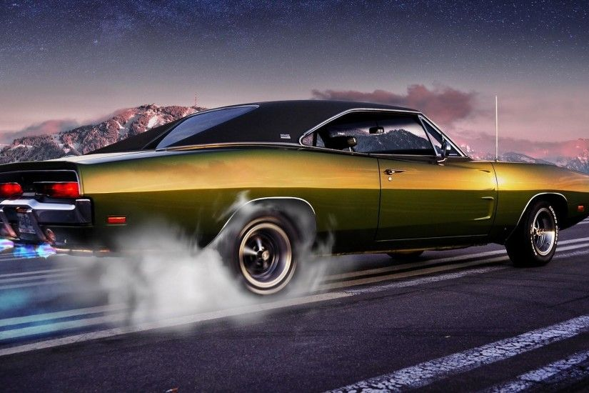 Muscle Cars Wallpaper Wide #Bqo