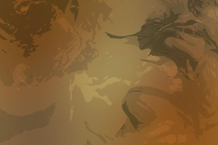 Don't think many people like this kind of abstractness, but I made a  wallpaper with the Ekko splash art. ...