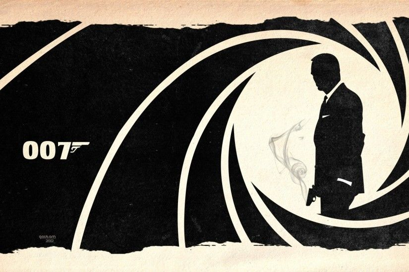 ... James Bond 007 Wallpaper | Wallpapers Browse