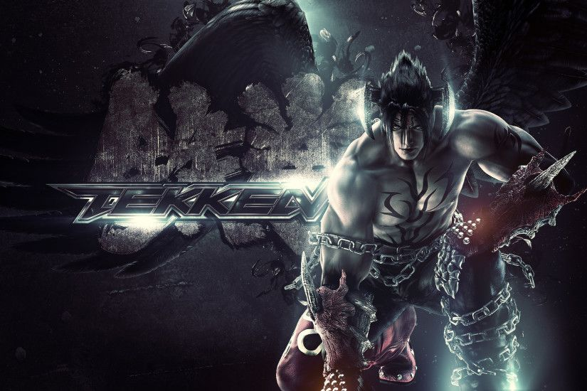 1920x1080 Wallpaper tekken, game, devil jin, fighting, fighter, video game