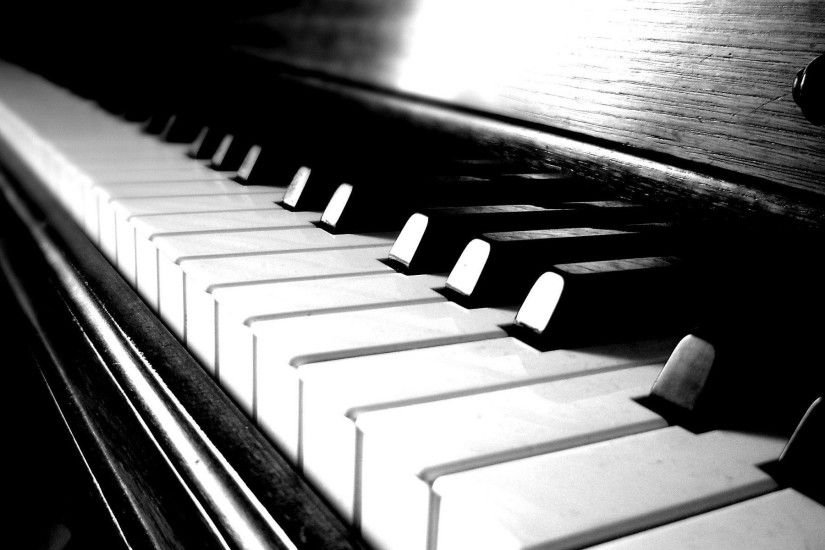 Wallpapers For > Piano Keys Background