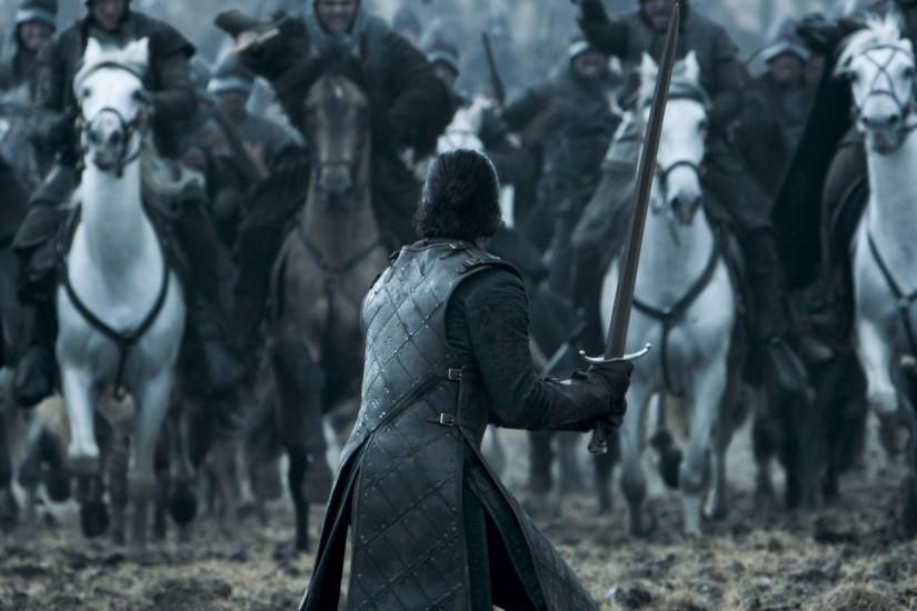 People 1920x1080 Game of Thrones Battle of the Bastards Jon Snow Kit  Harington