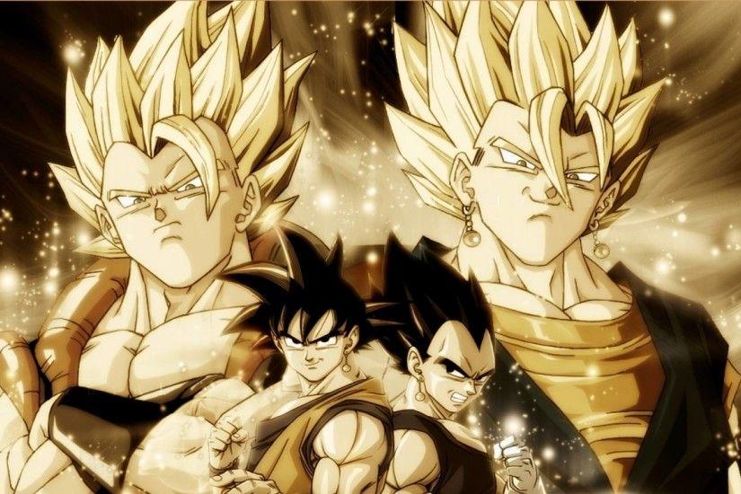Dragon Ball Z Wallpapers Goku ①