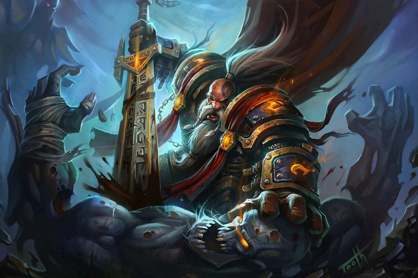 World Of Warcraft Paladin Wallpapers Mobile