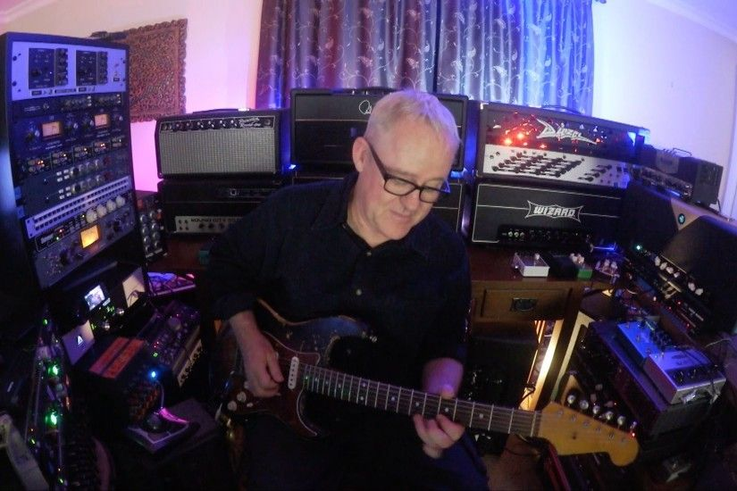 David Gilmour Inspired Guitar Lesson | Pink Floyd | Tim Pierce | Guitar  Solo | Rock Solo Lesson - YouTube