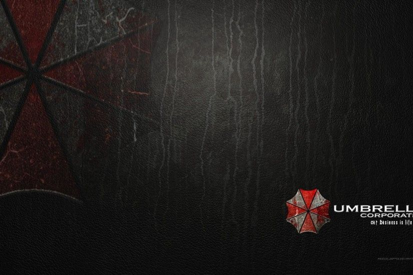 Video games resident evil umbrella corp. game wallpaper | (19026)