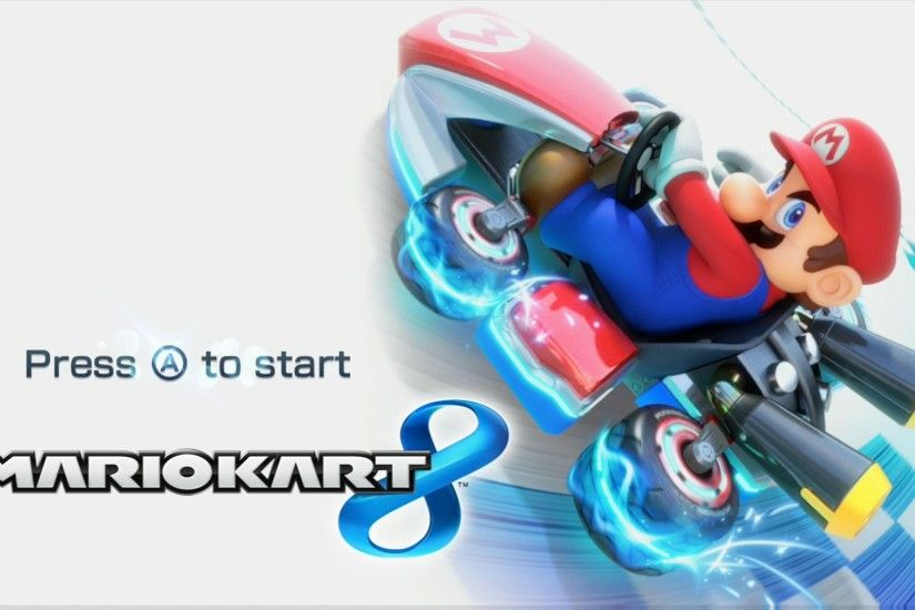 Widescreen Wallpapers: mario kart 8 picture by Garfield Gordon (2017-03-15