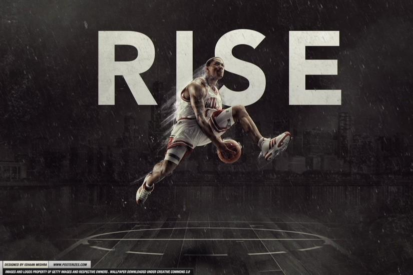 Derrick Rose The Return Wallpaper HD 767228 ...